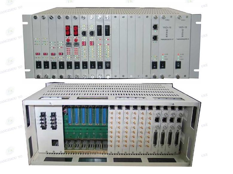 YKD-16综合网管机架